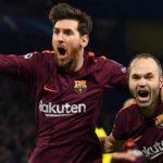 БК Марафон: Барселона пройдет Челси в 1/8 финала Лиги чемпионов