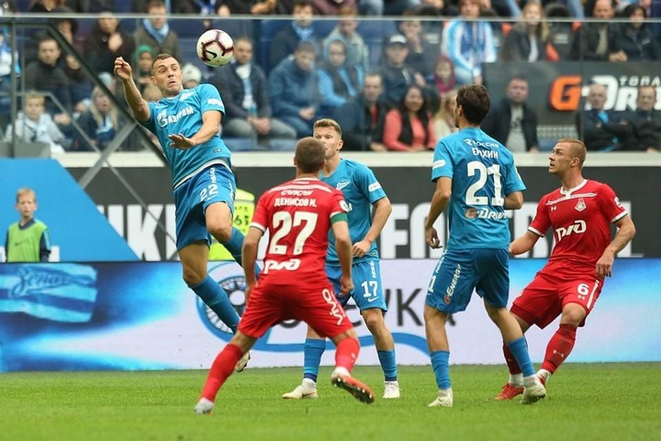 Винлайн: Зенит выиграет Суперкубок России
